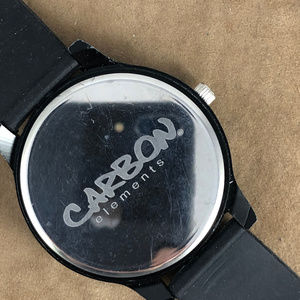 Carbon Accessories - Carbon Elements Sports Watch 2 In Case 10 In Long